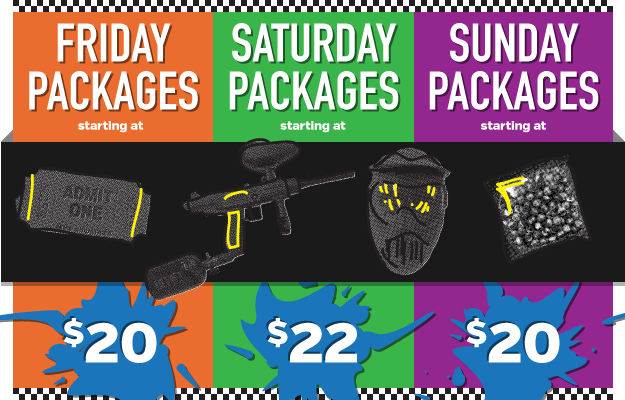 st paul paintball pricing