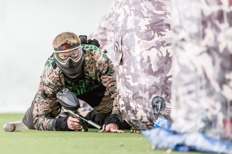 Air Assault paintball arena