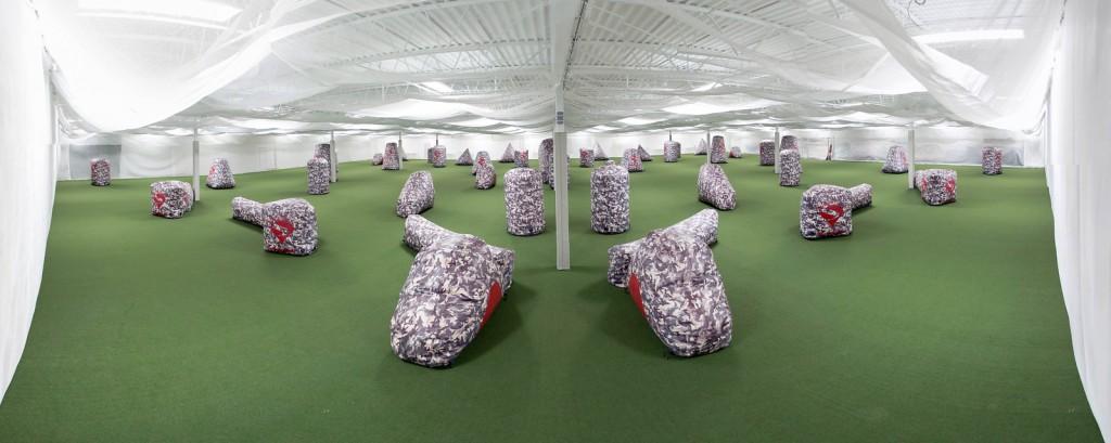 Indoor Paintball in Minneapolis