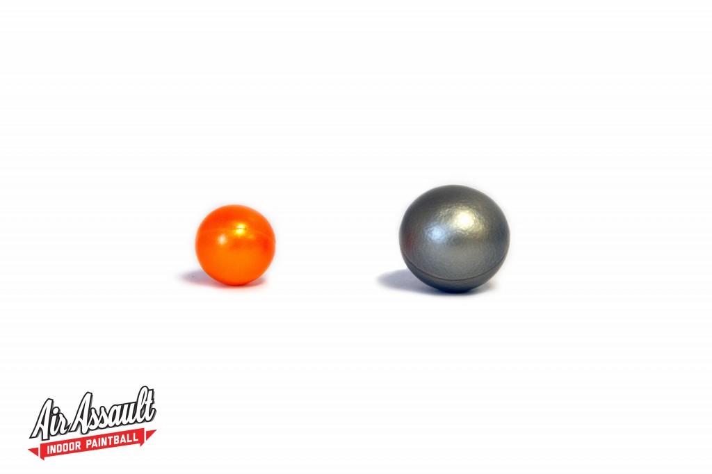 .50 Cal vs .68 Cal Paintball
