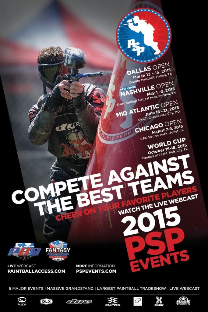 Air Assault Factory 2015 PSP schedule