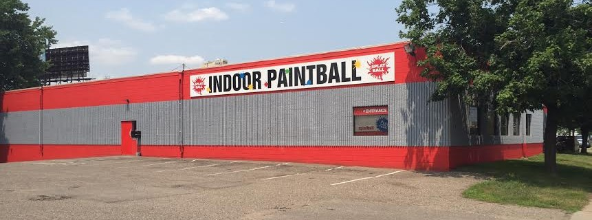 Splatball-Indoor-Paintball-Building