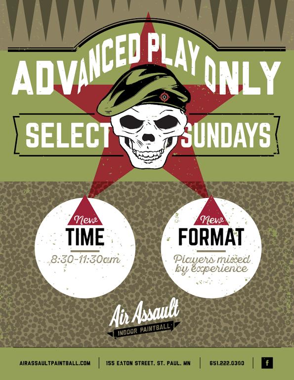 Advanced Play - AA