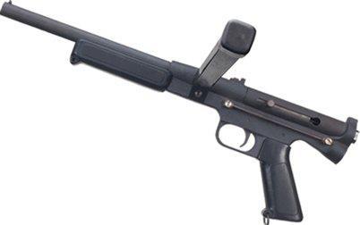 evolution of paintball guns