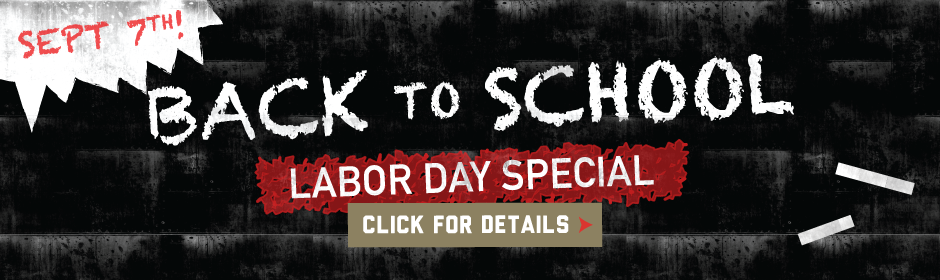 Labor Day Paintball Special