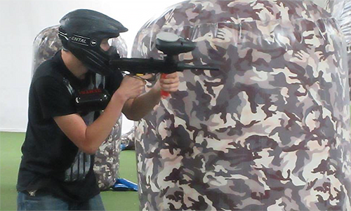 why low impact paintball