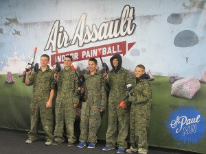 fun parties and events at air assault