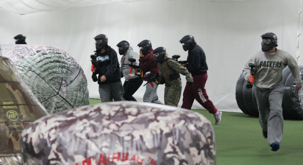 st. paul indoor paintball center