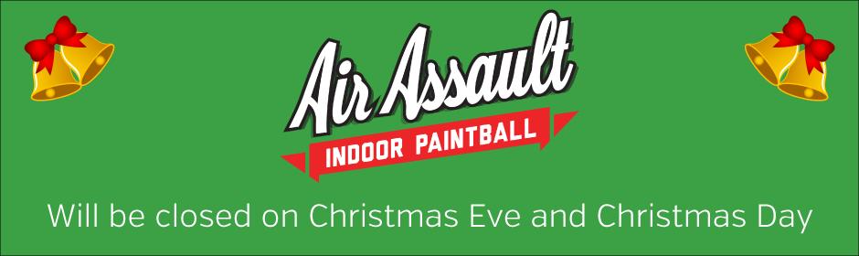 AA Closed Christmas Hero