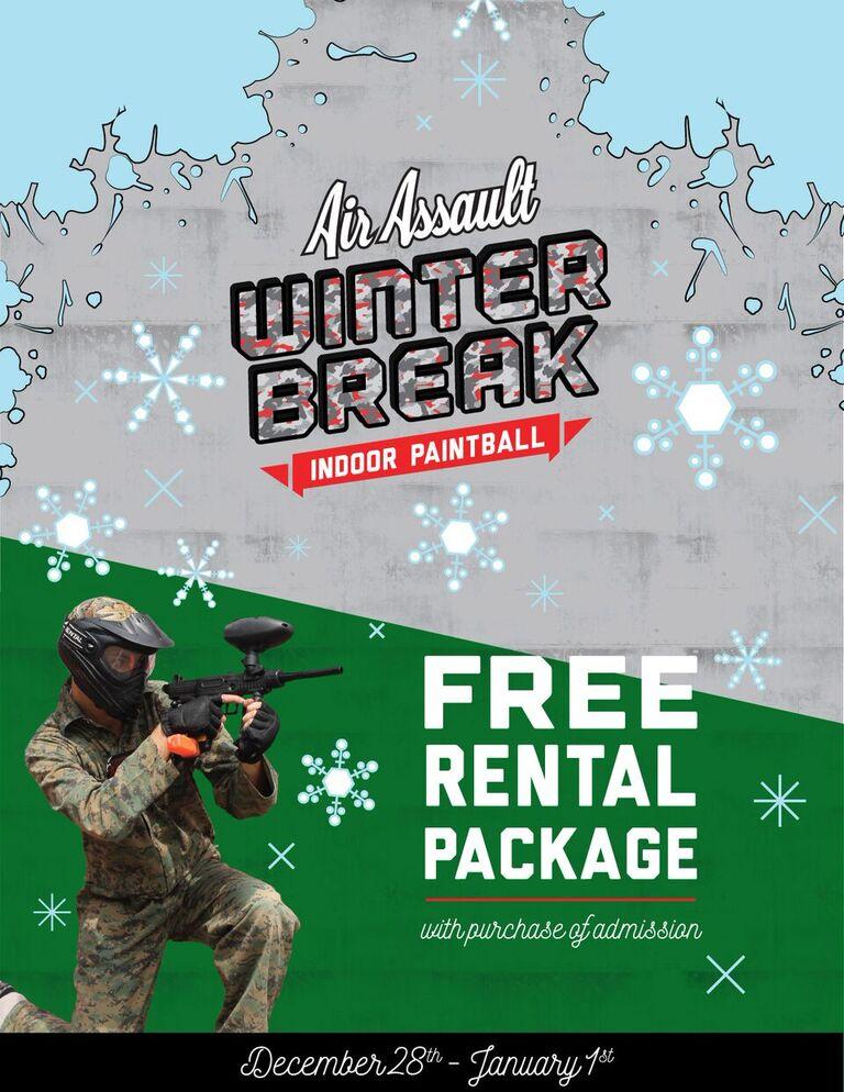 Winter Break Flyer