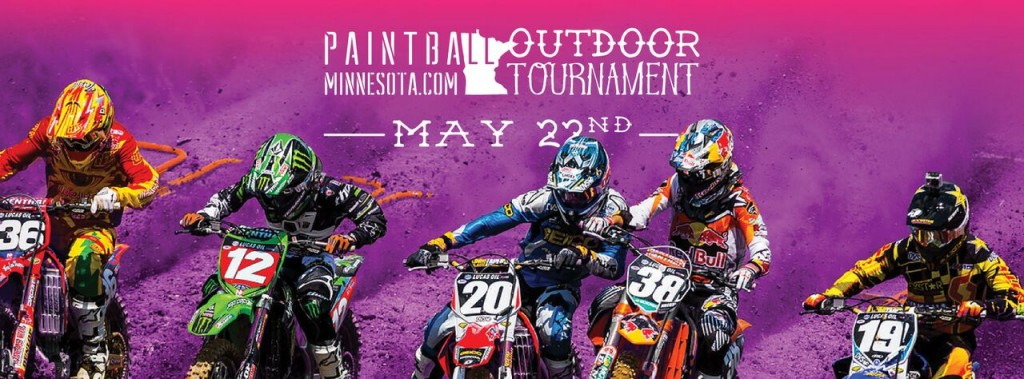 Paintball MN outdoor event