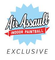 air assault paintball logo