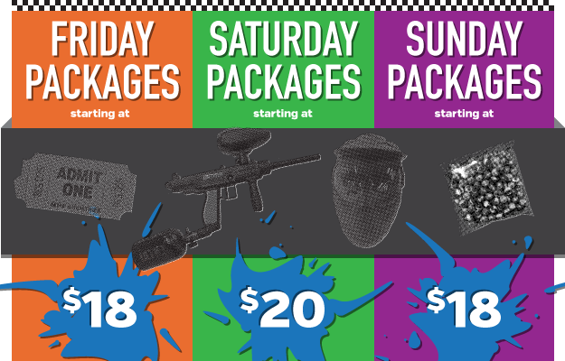 Air assault paintball prices
