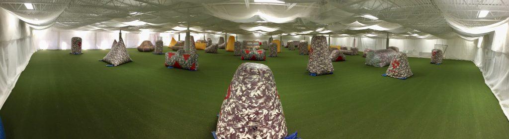 indoor paintball center mn