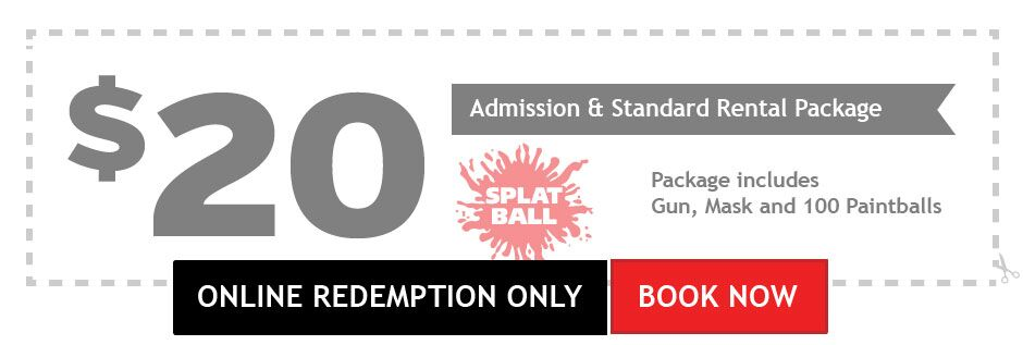 st paul paintball coupon
